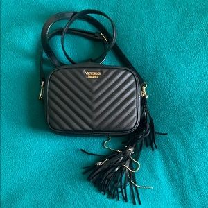 VS black crossbody bag